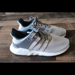 Adidas EQT SUPPORT 93/17 athletic shoes sz 9